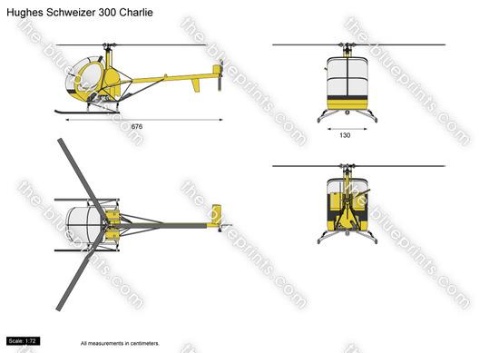 Hughes Schweizer 300 Charlie