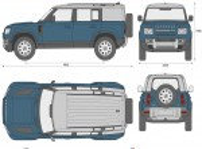 Land Rover Defender 110 HardTop (2020)