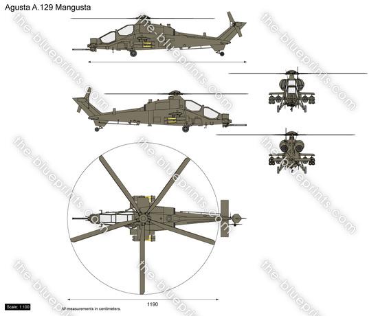 Agusta A.129 Mangusta