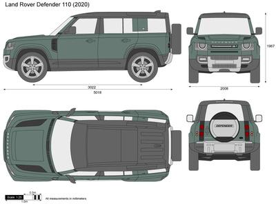 Land Rover Defender 110 (2020)