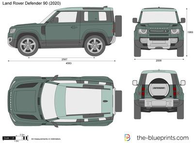 Land Rover Defender 90 (2020)