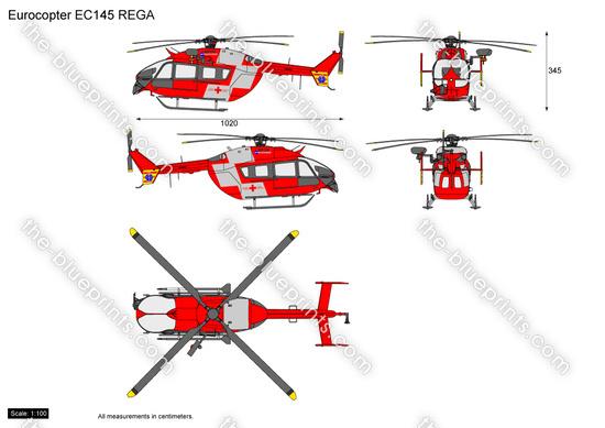 Eurocopter EC145 REGA