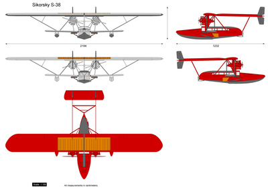 Sikorsky S38