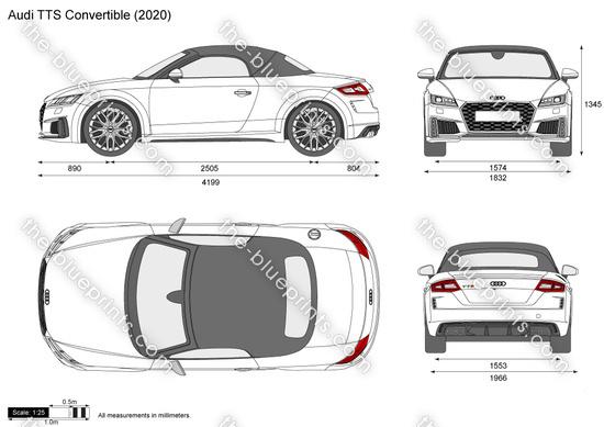 Audi TTS Convertible