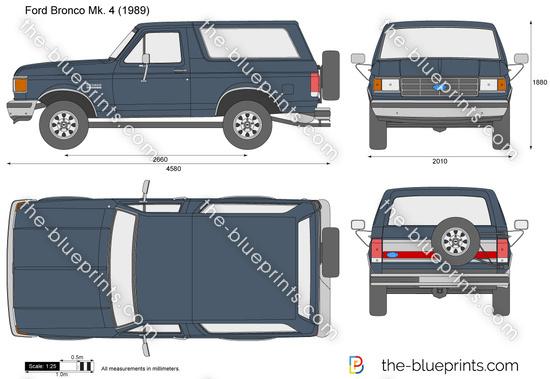 Ford Bronco Mk. 4