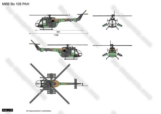 MBB Bo 105 PAH