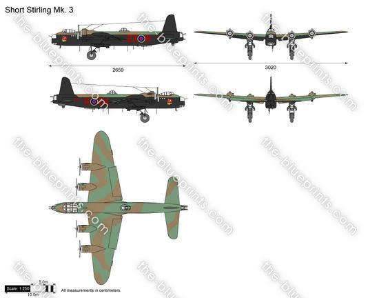 Short Stirling Mk. 3