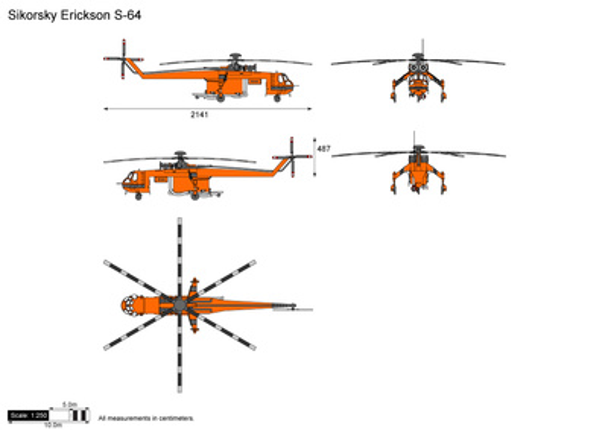 Sikorsky Erickson S-64