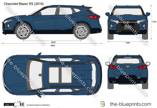 Chevrolet Blazer RS