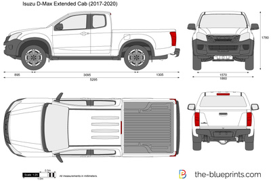Isuzu D-Max Extended Cab