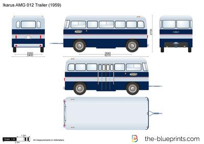 Ikarus AMG 012 Trailer