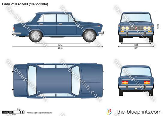 Lada 2103-1500