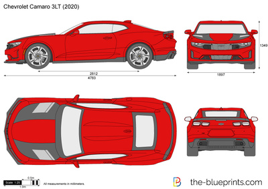 Chevrolet Camaro 3LT