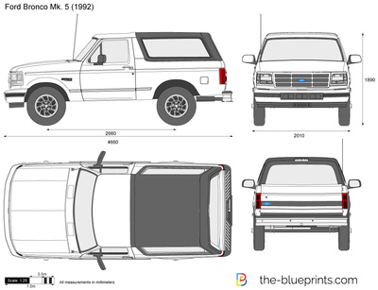 Ford Bronco Mk. 5