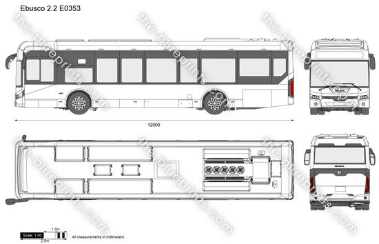 Ebusco 2.2 E0353