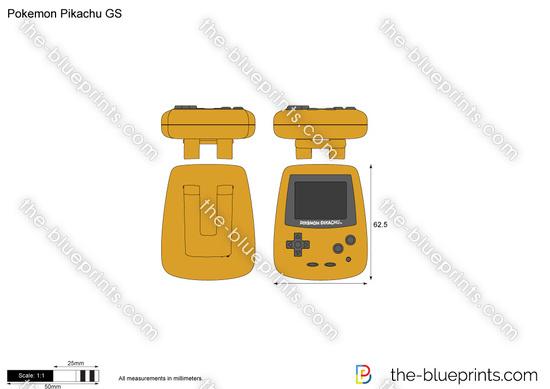 Pokemon Pikachu GS