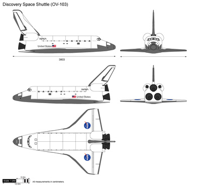 Discovery Space Shuttle (OV-103)