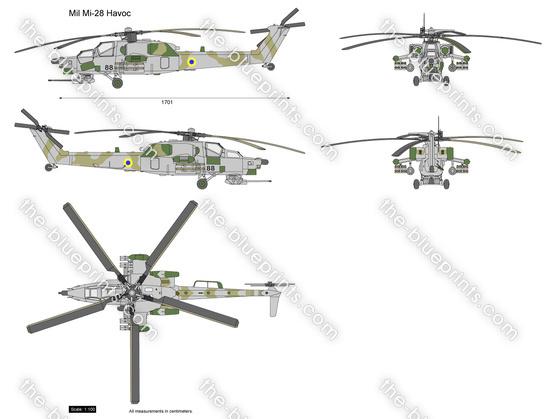 Mil Mi-28 Havoc