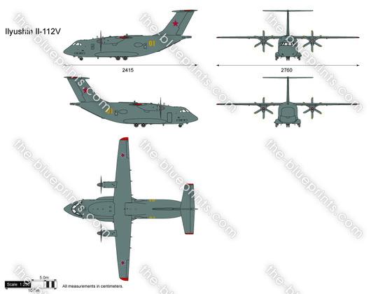 Ilyushin Il-112V