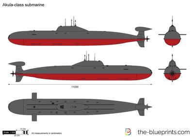 Akula-class submarine