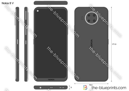 Nokia 8 V