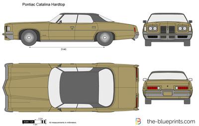 Pontiac Catalina Hardtop (1971)