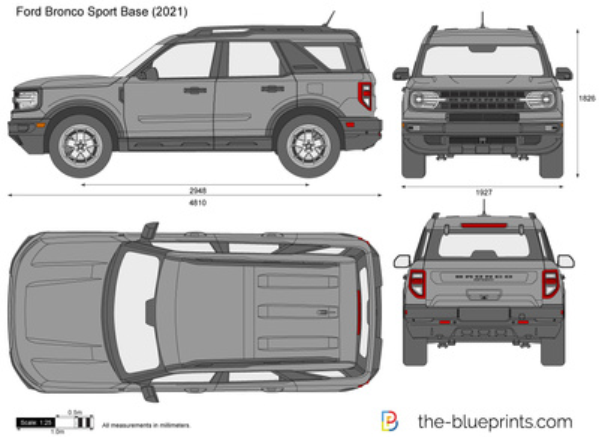 Ford Bronco Sport Base