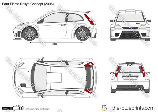 Ford Fiesta Rallye Concept