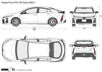 Toyota Prius PHV GR Sport