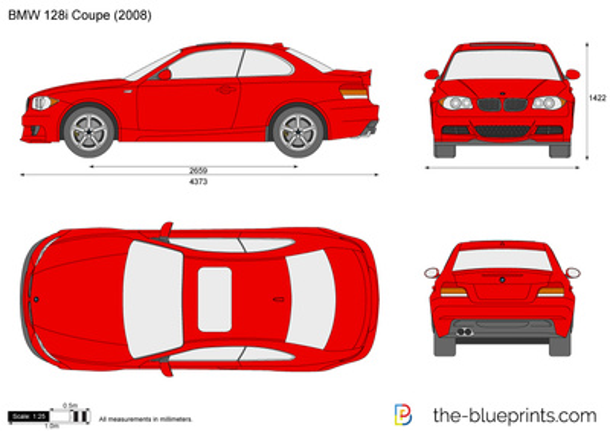 BMW 128i Coupe E82