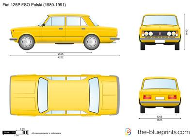 Fiat 125P FSO Polski (1980)