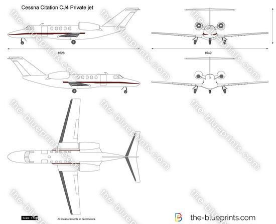 Cessna Citation CJ4 Private jet
