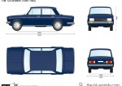 Fiat 125 Mirafiori (1980)