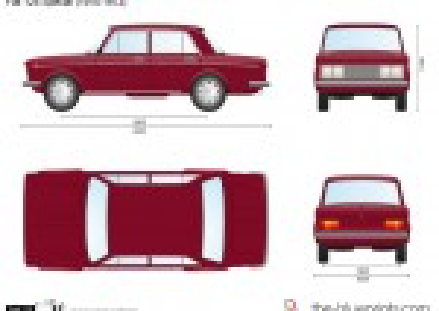 Fiat 125 Special (1970)