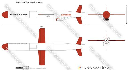BGM-109 Tomahawk missile