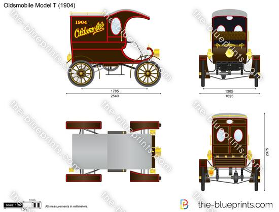 Oldsmobile Model T