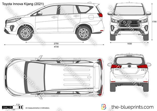 Toyota Inovva Kijang