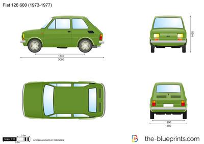 Fiat 126 600 (1973)