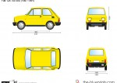 Fiat 126 700 BIS (1987)