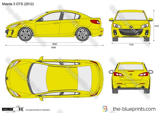 Mazda 3 GTS