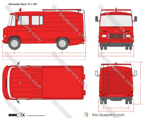Mercedes-Benz T2 L 407