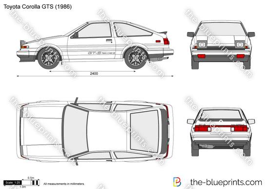 Toyota Corolla GTS