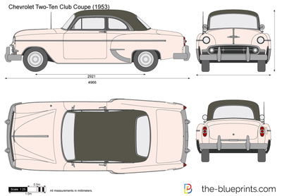 Chevrolet Two-Ten Club Coupe