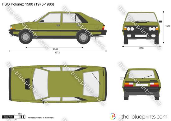 FSO Polonez 1500 (1978-1986)