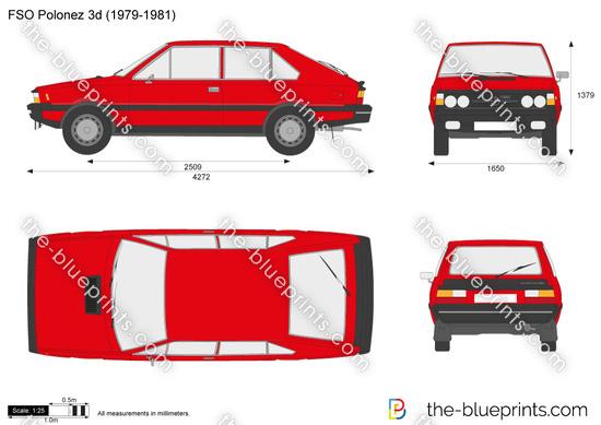 FSO Polonez 3d (1979-1981)