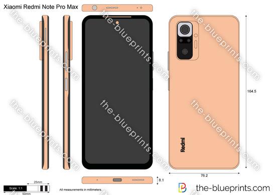 Xiaomi Redmi Note Pro Max