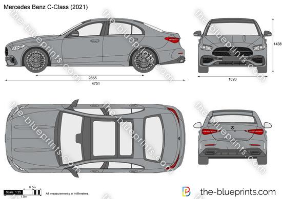 Mercedes Benz C-Class W206