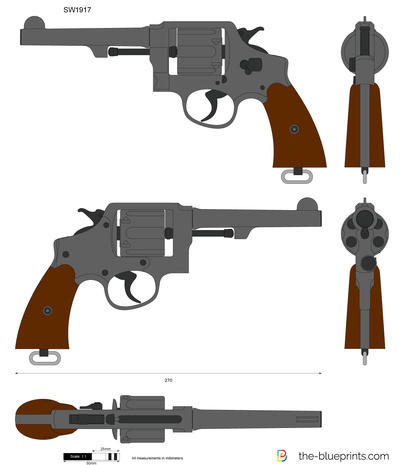 Smith and Wesson 1917