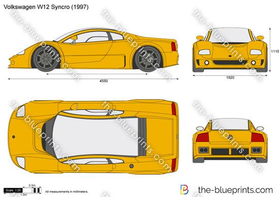 Volkswagen W12 Syncro
