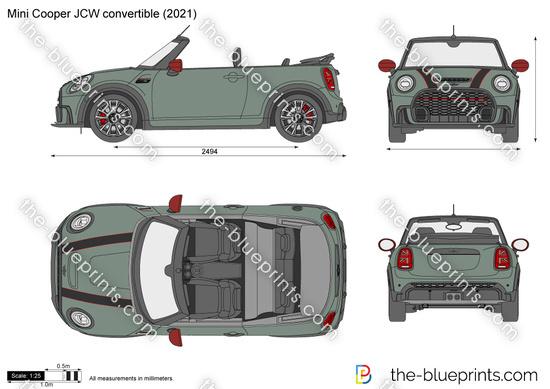 Mini Cooper JCW convertible
